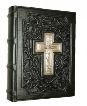 """Книга """"Евангелие"""", нат. кожа от 22 500 руб"""