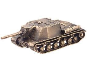 Бронзовый САУ ИСУ-152(1:100) от 4 000 руб