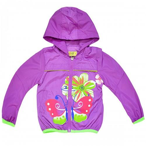 """Куртка-ветровка детская с подкладкой """"Bala Tree"""" -08 (для девочки) купить"""