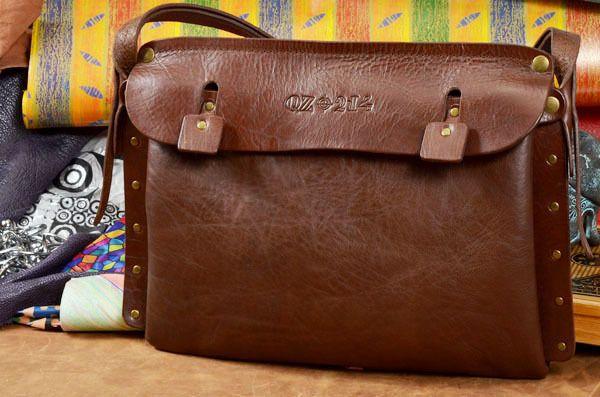 Коллекция мужских сумок