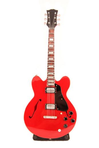 Мини-гитара Gibson Electric Red Heart купить