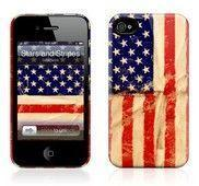 Чехол для iPhone 4,4S Gelaskins Stars and Stripes купить