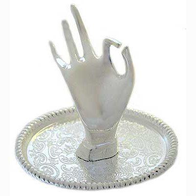 Подставка под кольцо своими руками