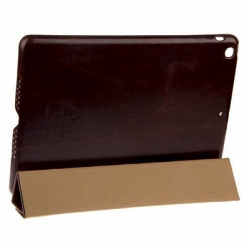 Чехол Borofone для iPad 5/ Air - Borofone General series Leather case Brown купить