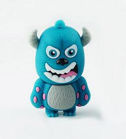"Usb-флешка ""Monsters Inc - Crazy"" 32GB купить"