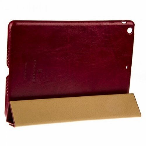 Чехол Borofone для iPad 5/ Air - Borofone General series Leather case Wine red купить