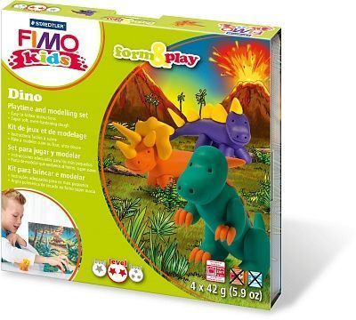 Набор для детей FIMO kids farm&play «Дино» купить