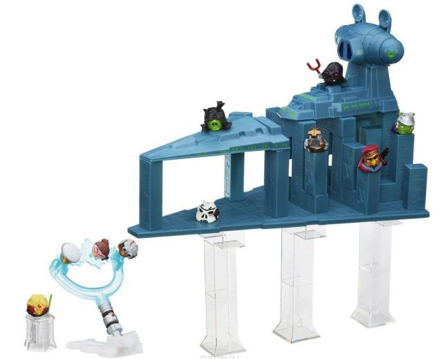 Игровой набор Angry Birds Star Wars Star Destroyer. Telepods купить