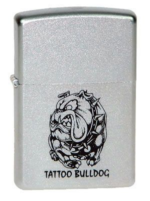 Зажигалка Bulldog Tattoo купить
