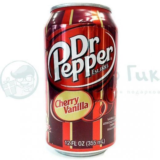 Dr Pepper Cherry Vanilla купить