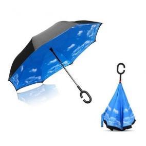Зонт-трость наоборот