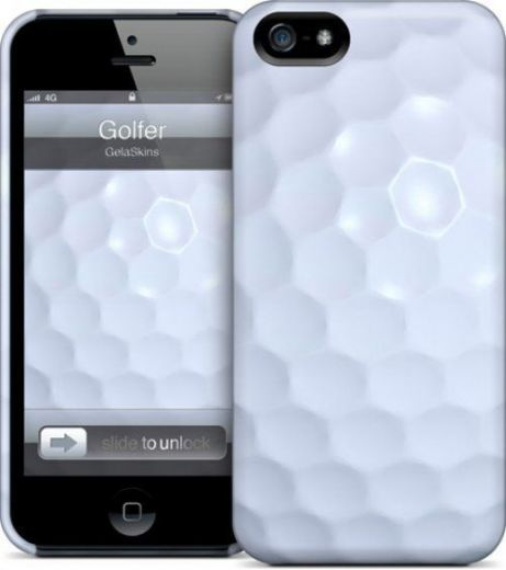 "Чехол для iPhone 5/5s Gelaskins ""Golfer"" купить"