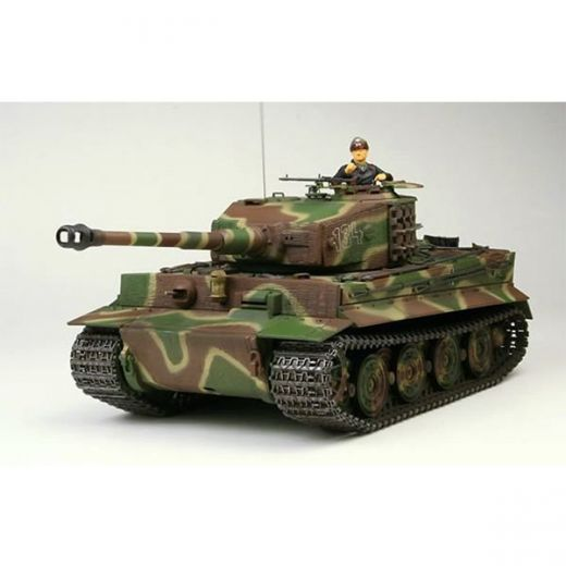Радиоуправляемый танк VSTank Airsoft Series German Tiger I Pro Late Production масштаб 1:24 2.4G A03102972 купить