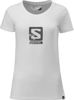 "Футболка ""Salomon Mountlogo Tee"" купить"