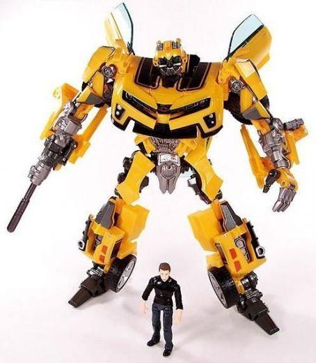 Робот трансформер бамблби игрушка