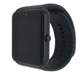 Смарт-часы GT08 Black (sim, bluetooth)