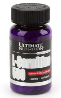 "Карнитин ""Ultimate L-carnitine 500"" (60табл) купить"