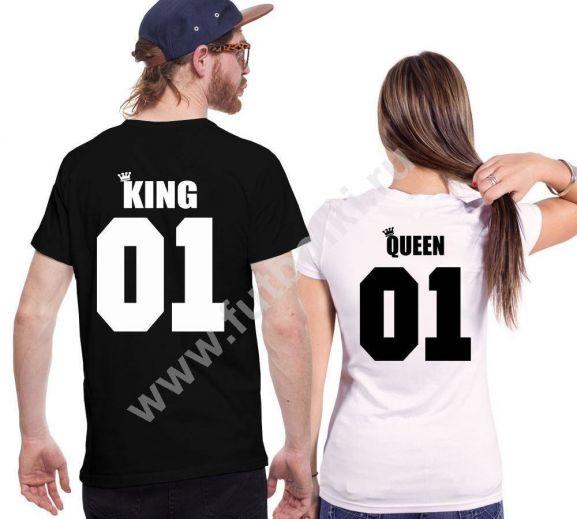 надпись для печати футболки king