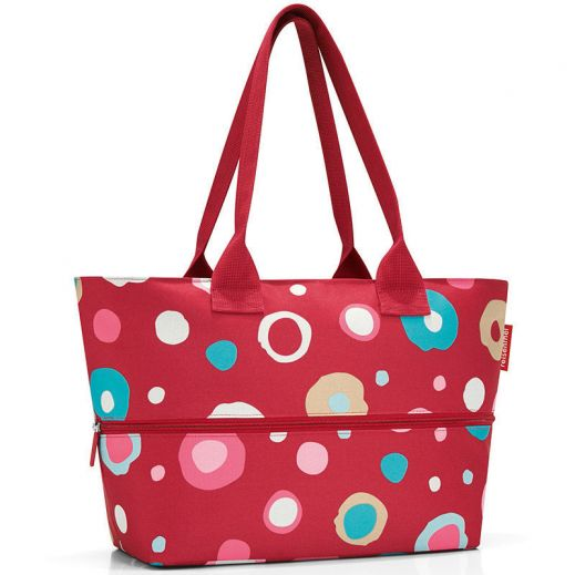 Сумка shopper e1 funky dots 2 купить