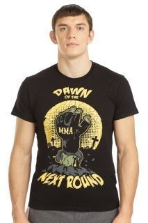 "Футболка ""Brutal Tshirt Dawn Of The Next Round"" купить"