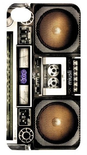 Чехол Iphone 4/4s Miusli Boombox купить