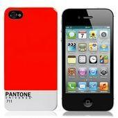 Чехол для iPhone4 Pantone Red купить