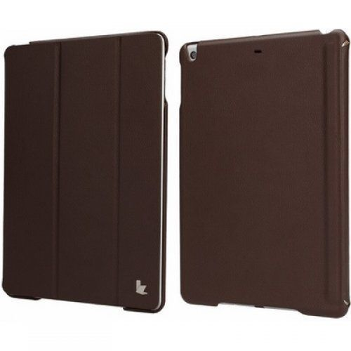 Чехол Jisoncase Executive для iPad 5/ Air коричневый JS-ID5-01H20 купить