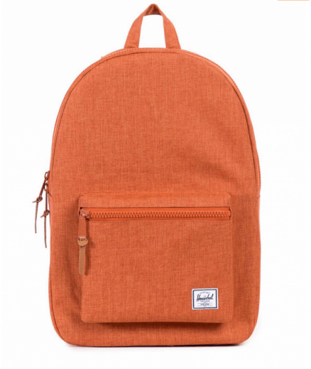 Рюкзак Herschel Settlement Burnt Orange Crosshatch купить