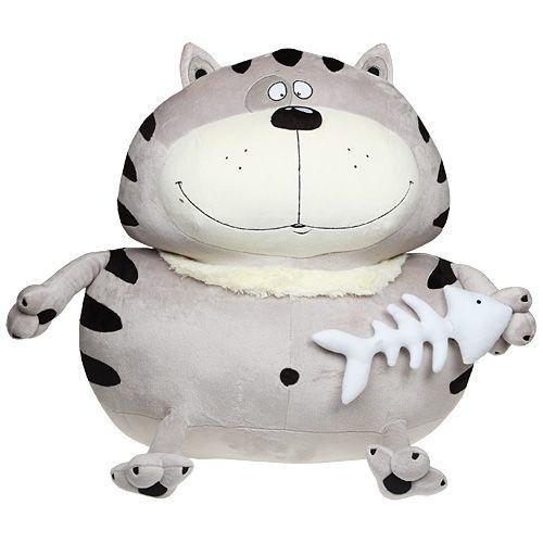 Кот бонус мягкая игрушка