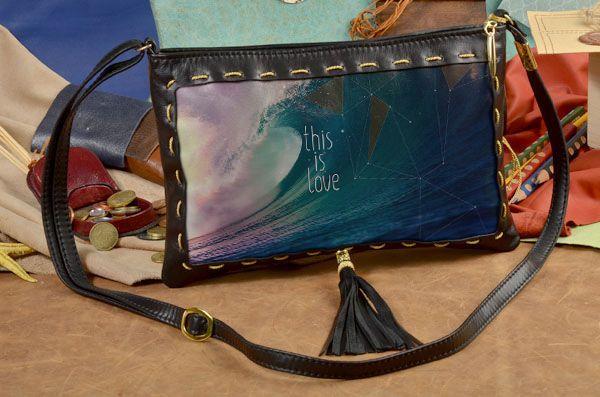 Купить женскую кожаную сумку недорого по каталогу