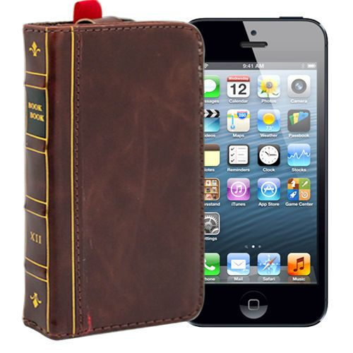 "Чехол для iPhone 5/5s ""Book"" купить"