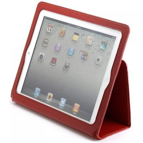 Чехол Yoobao для iPad 2 - Yoobao Executive Leather Case Red купить