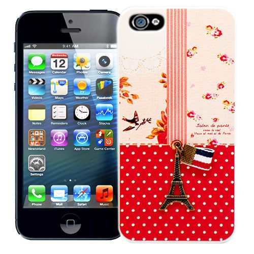"Чехол для iPhone 5 ""Pretty Eiffel Tower"" купить"