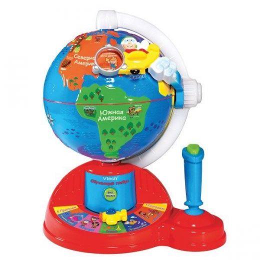 Vtech 4450 1 - Globe terrestre pour enfant ...