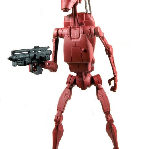 Фигурка Battle Droid Hasbro купить