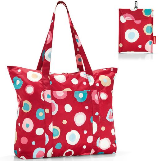 Сумка складная mini maxi travel funky dots 2 купить