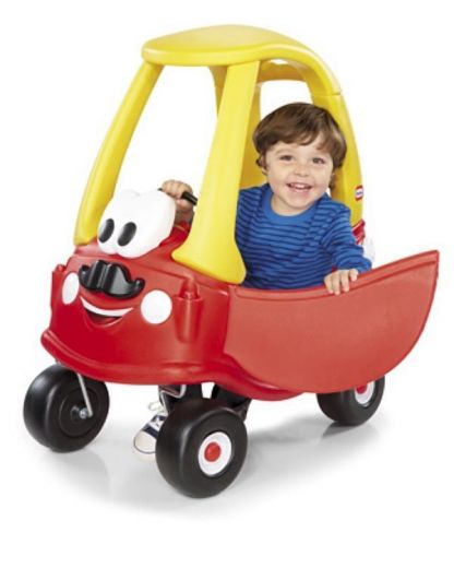 Машинка-каталка Mr. Cozy Coupe красная Little Tikes (Литл Тайкс) купить