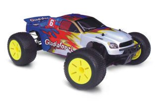"Трагги с ДВС ""HSP Gladiator-L Nitro Off-Road Truggy 4WD"" купить"