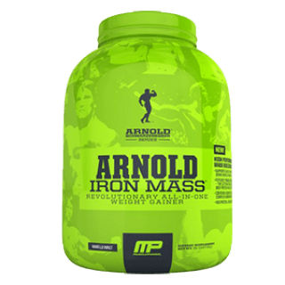 "Гейнер ""MusclePharm Iron Mass Arnold Series"" купить"