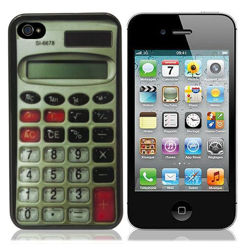 "Чехол для iPhone 4/4S ""Calculator"" купить"
