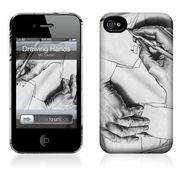Чехол для iPhone 4,4S Gelaskins Drawing Hands купить