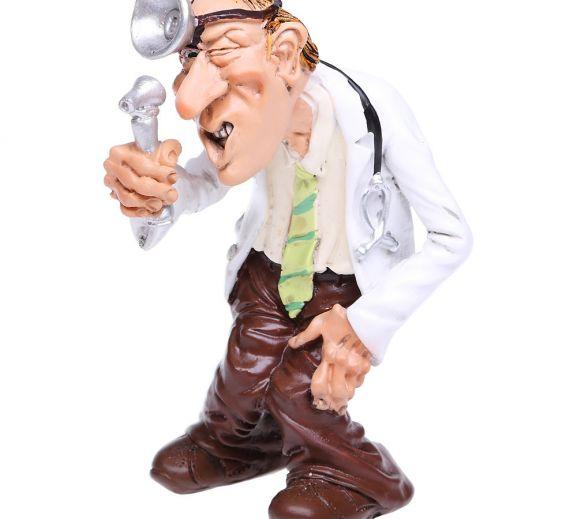 Прикольные картинки про лор врачей, рука