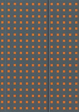 "Блокноты Paper-oh Quadro ""Grey on Orange"" купить"