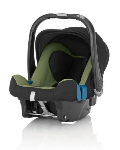 Автокресло Baby-Safe Plus SHR II Cactus Green Romer (Ромер) купить