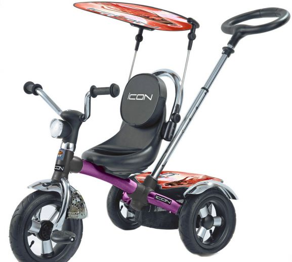 Велосипед ICON 2 RT original fuksia angel Lexus Trike (Лексус Трайк) купить