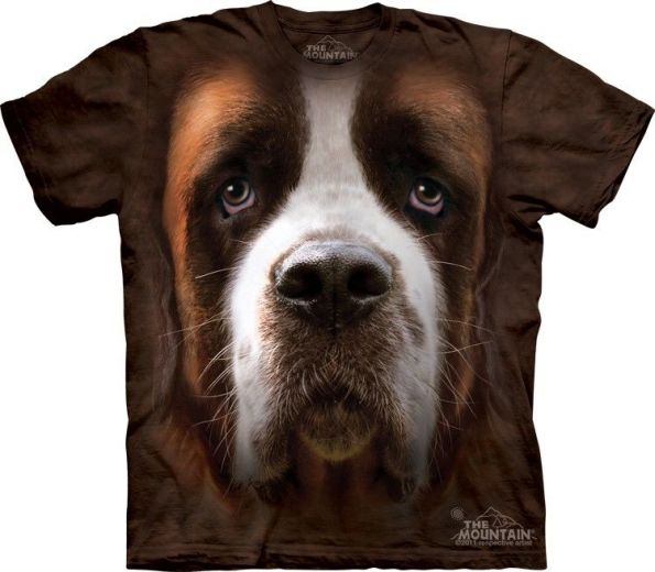 Футболка Saint Bernard Face купить