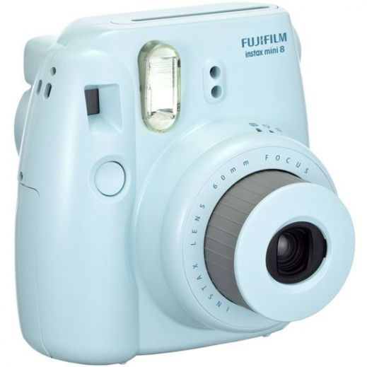 Моментальная фотокамера Instax Mini 8 Blue купить