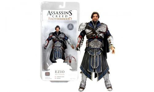 "Фигурка ""Ezio"" из игры Assassin's Creed купить"