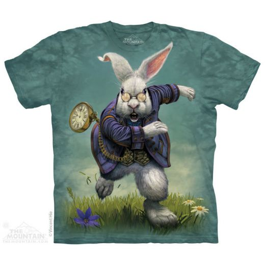 Футболка White Rabbit купить
